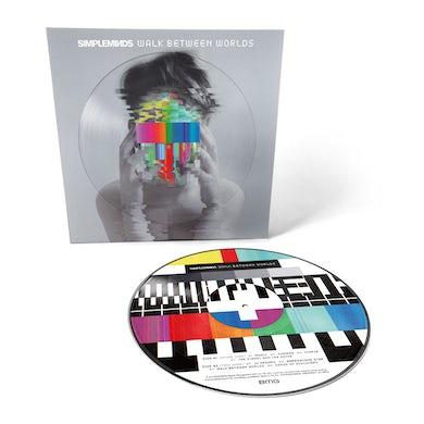 Simple Minds Walk Between Worlds Picture Disc Heavyweight LP (Vinyl)