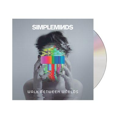 Simple Minds Walk Between Worlds CD