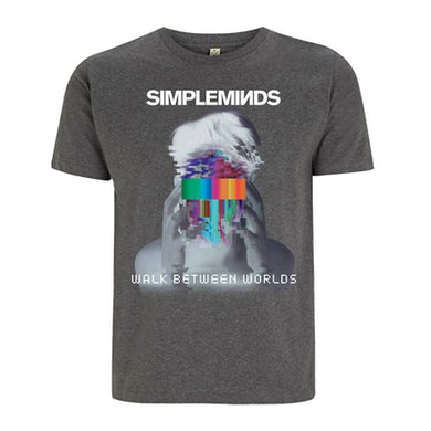 Simple Minds Walk Between Worlds T-Shirt (Exclusive)