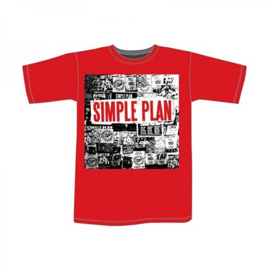 Simple Plan Overload T-Shirt