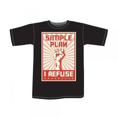 Simple Plan I Refuse T-Shirt