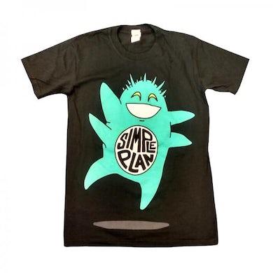 Simple Plan Green Monster T-Shirt