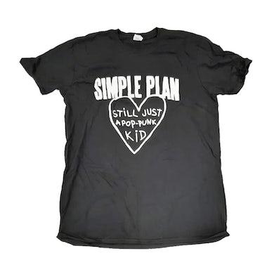 Simple Plan Pop-Punk Kid T-Shirt