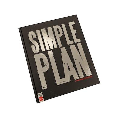 Simple Plan L'Histoire Officielle Book