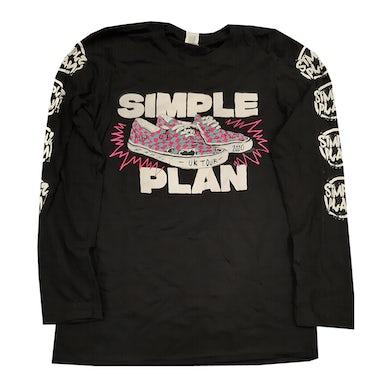 Simple Plan UK Tour Long Sleeve