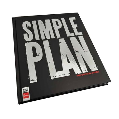 Simple Plan The Official Story Book