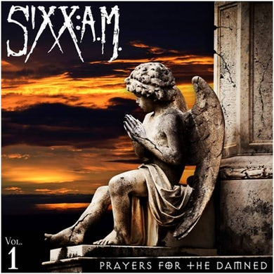 Sixx:A.M. Prayers For The Damned Vol. 1 CD
