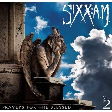 Sixx:A.M. Prayers For The Blessed Vol. 2 (Deluxe Edition) & T-Shirt