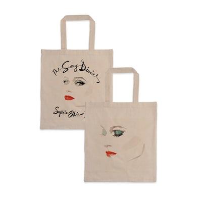 Sophie Ellis-Bextor The Song Diaries Natural Tote Bag