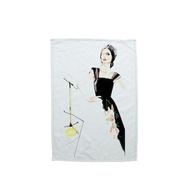 Sophie Ellis-Bextor The Song Diaries White Tea Towel