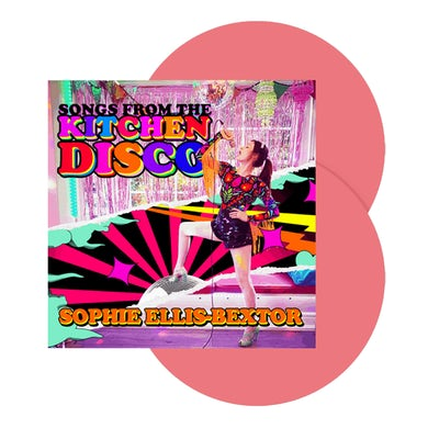 Songs From The Kitchen Disco Pink Double Vinyl