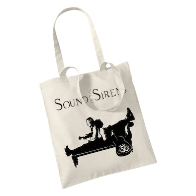 Sound Of The Sirens Natural Tote Bag