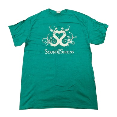 Sound Of The Sirens Teal T-Shirt
