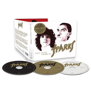 Past Tense: The Best Of Sparks3 CD