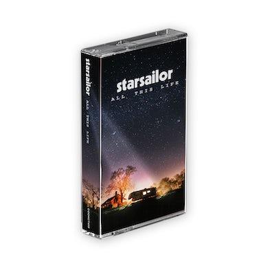 Starsailor All This Life  Cassette