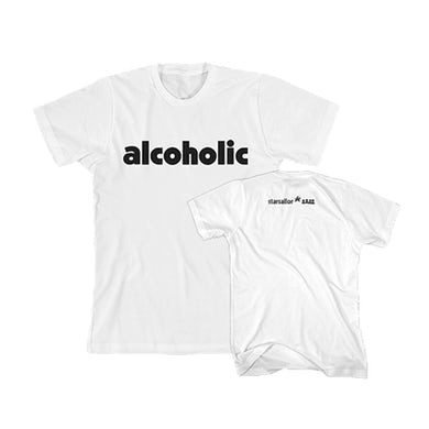 Starsailor Alcoholic T-Shirt