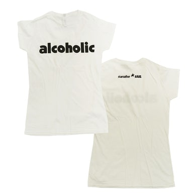 Starsailor Alcoholic Ladies T-Shirt