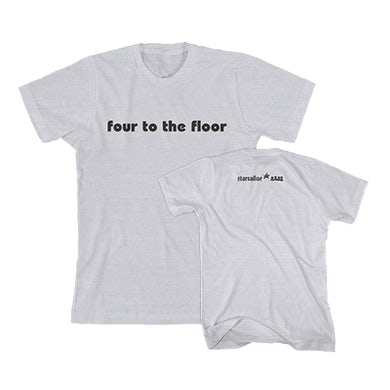 Starsailor Four To The Floor T-Shirt