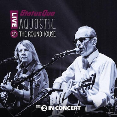 Status Quo Aquostic! Live At The Roundhouse Double Vinyl