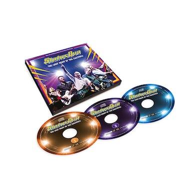 Status Quo The Last Night Of The Electrics CD/Blu-ray