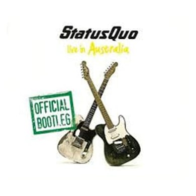 Status Quo Live In Australia CD