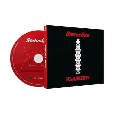 Status Quo Backbone Deluxe CD