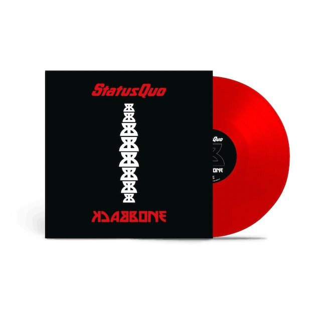 Status Quo Backbone Red 12 Inch