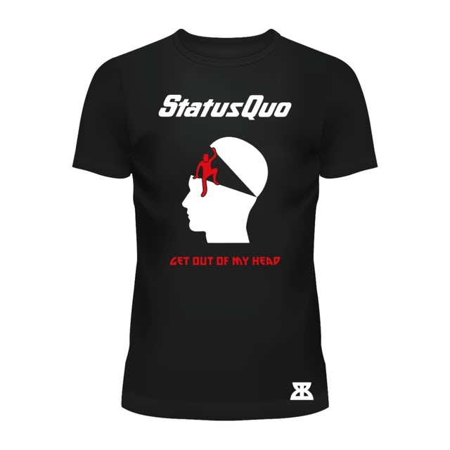 Status Quo Get Out Of My Head T-Shirt