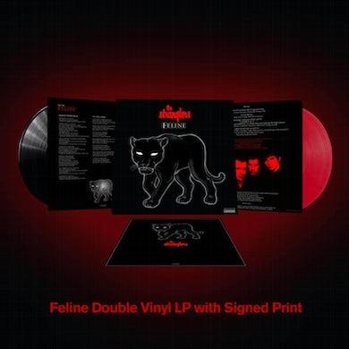 The Stranglers Feline LP (Vinyl)