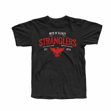 The Stranglers Nice N Sleazy Raven T-Shirt