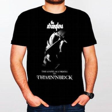 The Stranglers The Gospel According To The Men In Black T-Shirt