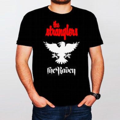 The Stranglers Logo Raven T-Shirt