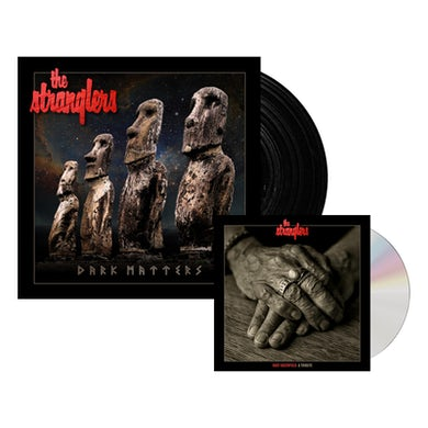 Dark Matters Heavyweight LP (Vinyl)