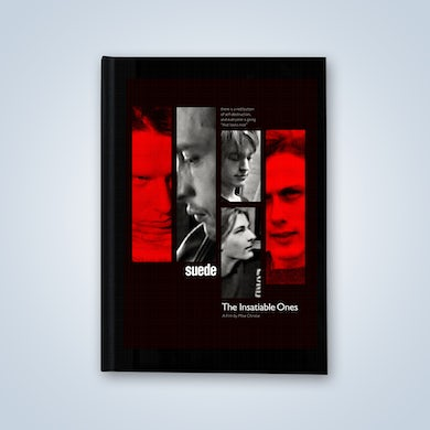 Suede: The Insatiable Ones DVD