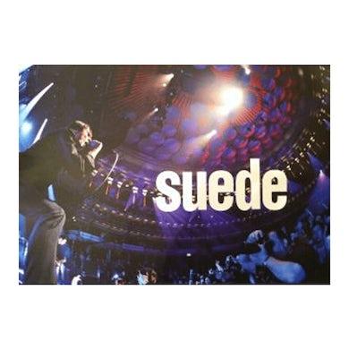 Suede Tour Book