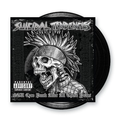Suicidal Tendencies Still Cyco Punk After All These Years LP (Vinyl)