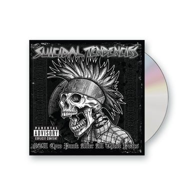 Suicidal Tendencies Still Cyco Punk After All These Years CD