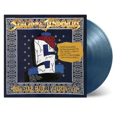 Suicidal Tendencies Controlled by Hatred / Feel Like Shit... Deja-Vu Blue & Gold Swirl Heavyweight LP (Vinyl)