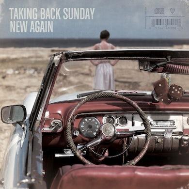Taking Back Sunday New Again LP (Vinyl)