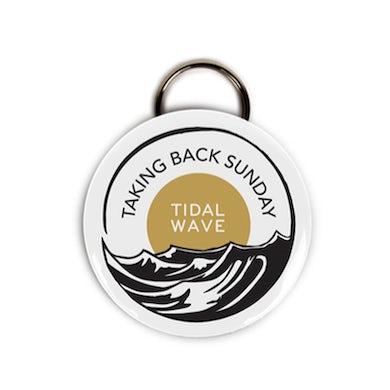 Taking Back Sunday Tidal Bottle Opener Keyring
