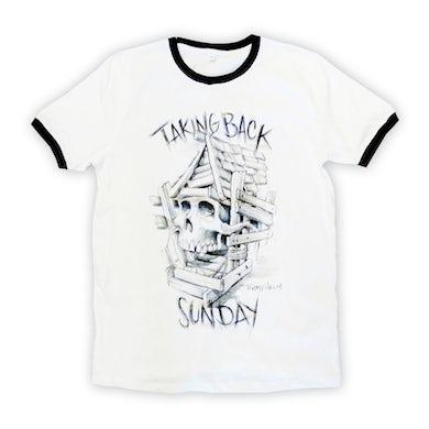 Taking Back Sunday Tattoo Ringer T-Shirt