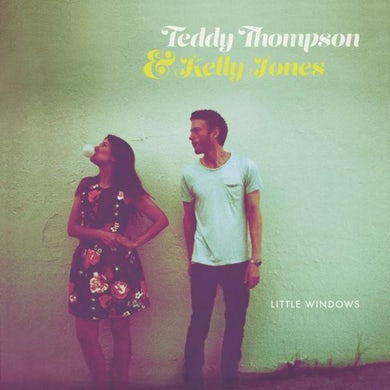 Teddy Thompson & Kelly Jones Little Windows Heavyweight LP (Vinyl)