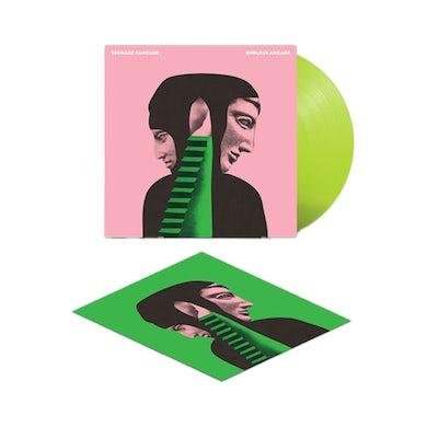 Teenage Fanclub Endless Arcade Translucent Green LP (Vinyl)