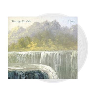 Teenage Fanclub Here Clear LP (Vinyl)