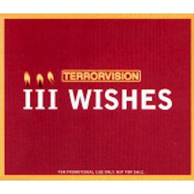 Terrorvision III Wishes (1 Track Promo) CD