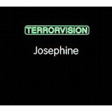 Terrorvision Josephine (1 Track Promo) CD