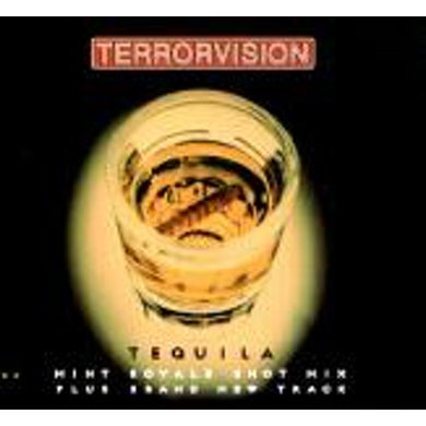 Terrorvision Tequila (Promo) CD2 CD