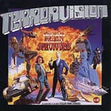 Terrorvision Regular Urban Survivors CD