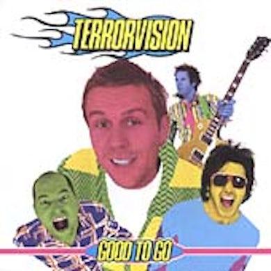 Terrorvision Good To Go CD