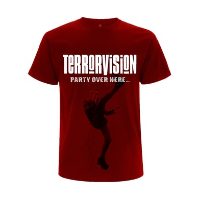 Terrorvision Party Over Here... Live In London T-Shirt 1